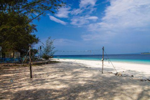 Острів Гілі Мено і покинутий готель