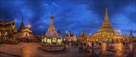 М'янма — Перші враження