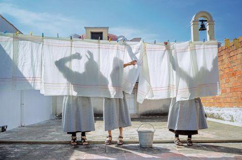 10 цікавих фотографій про таємне життя мексиканських черниць