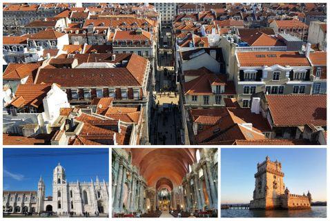 Лісабон. Легенди, міфи і реалії старовинного міста