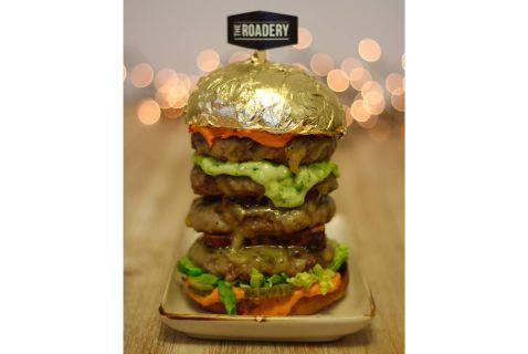 Гості Дубая спробують «золотий» бургер за 4 тисячі рублів
