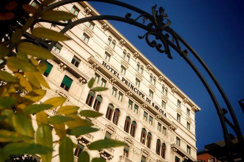 Готель Principe di Savoia в Мілані зробить кращий подарунок своїм гостям навесні і влітку