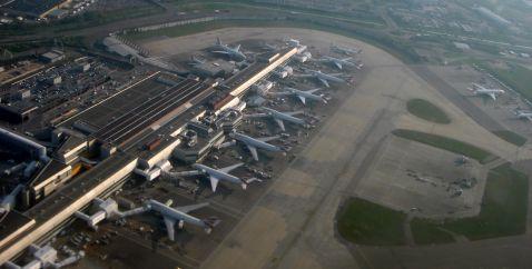 Найбільший аеропорт в Європі
