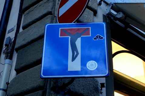 Дорожні знаки Флоренції