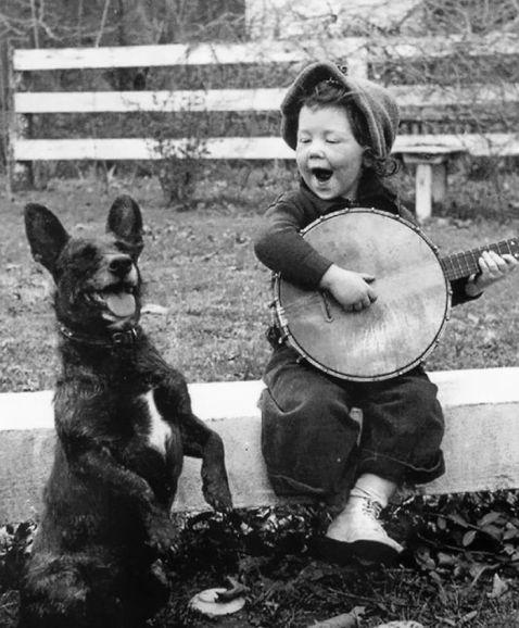 10 історичних фото, які показують, як розважалися діти в різних країнах
