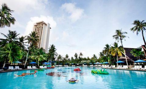 Готель Pacific Islands Club на Гуамі — це справжній рай прямо на березі океану!