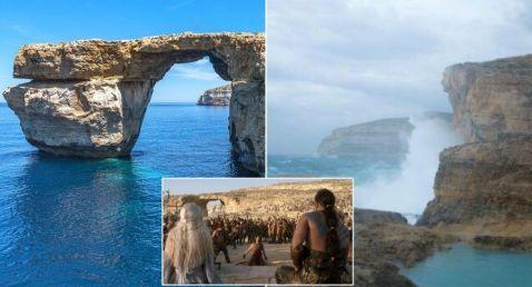 Ви більше не зможете її побачити: обрушилася головна визначна пам'ятка Мальти