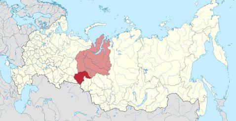 Найбільша область в Росії