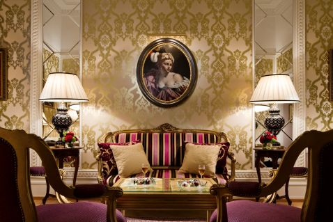 Belmond Grand Hotel Europe — чудова перлина Санкт-Петербурга