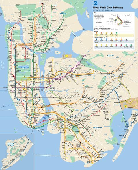 Найбільша в світі метро
