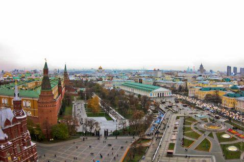Найкрасивіший парк Москви