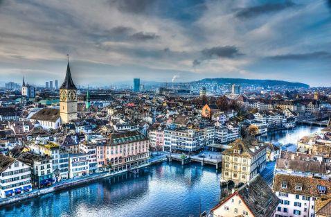 ТОП-10: найбагатше місто в світі