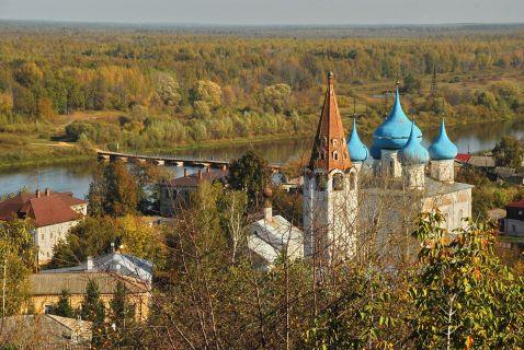 Цей приголомшливий маленьке містечко у Володимирській області визнаний ЮНЕСКО!