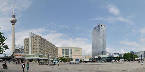 Найбільша площа в Європі