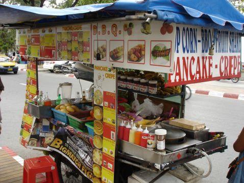 У цих містах найкраща вулична їжа в світі