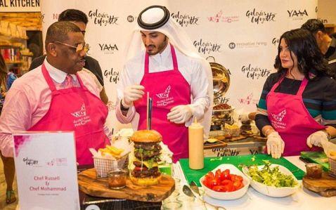 У Дубаї продали бургер за 10 тисяч доларів
