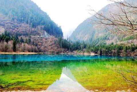 Саме дивне озеро