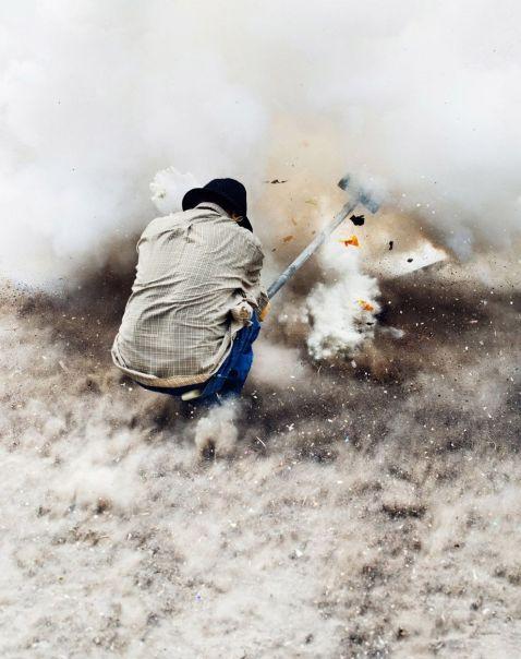 Самий вибуховий фестиваль на світі, який більше не побачиш ніде