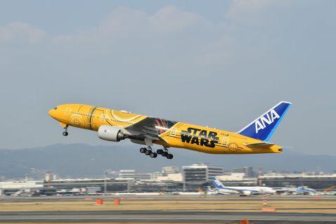 У японців з'явився літак за мотивами «Зоряних воєн»