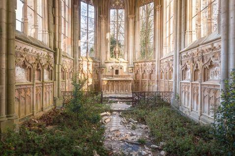 10 фото занедбаних церков Європи, які прекрасні, як розмова з Творцем