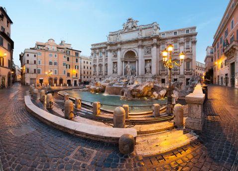 Як «заробляють» римські фонтани: Треві збирає за рік 1,5 млн євро