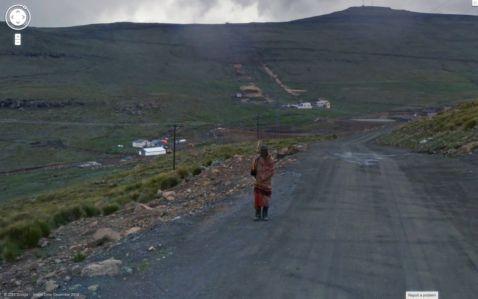 15 цікавих фото, знайдених на Google Street View і викликають багато запитань