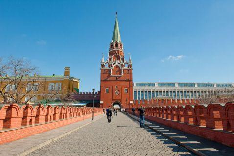 Найвища вежа Кремля
