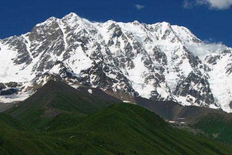 Найвища гора Грузії