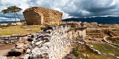 У Перу для відвідувачів відкрили середньовічну фортецю на висоті трьох тисяч метрів