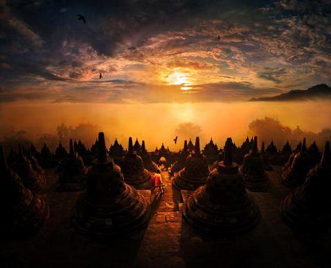 Захоплива серія фотографій про Азію Вірепонга Чейпака