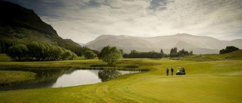 Саме вражаюче поле для гольфу Нової Зеландії