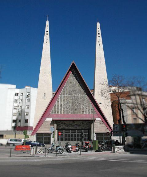 25 Екстраординарних церков зі всього світу. Частина 2