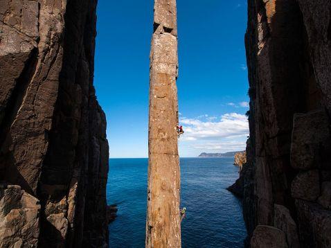 Екстрим фото тижні – австралійські скелелази на мисі Хоі