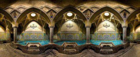 Казкова краса храмів Близького Сходу