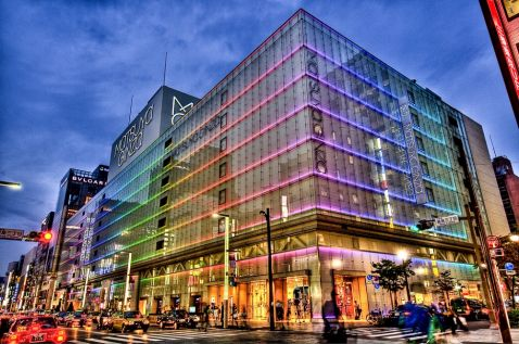 Місто видатних покупок: Шопінг в Токіо