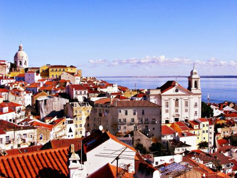 Нічна і пляжна життя Лісабона