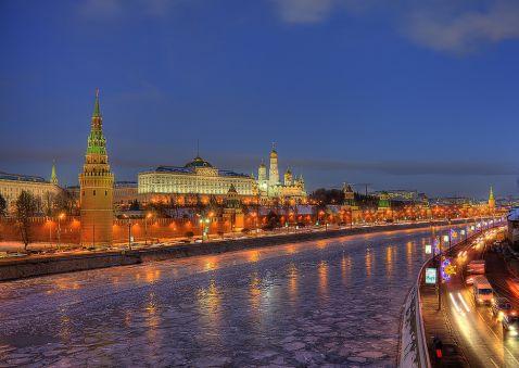Головні визначні пам'ятки Росії. Частина 1