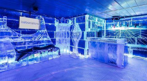 Льодові бари Мадрида і Барселони