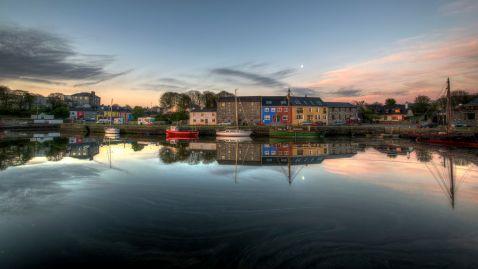 Голуей — затишне містечко на заході Ірландії
