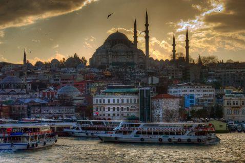 Стамбул - самий привітний європейський місто