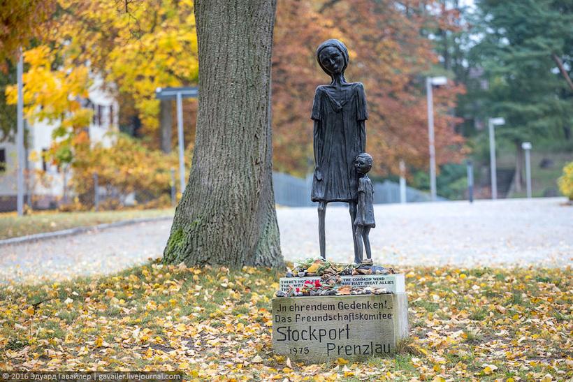 Равенсбрюк — найбільший жіночий концтабір нацистів