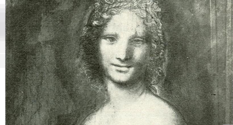 «Мона Ліза» в стилі ню: у Франції знайшли ескіз голої «Джоконди»