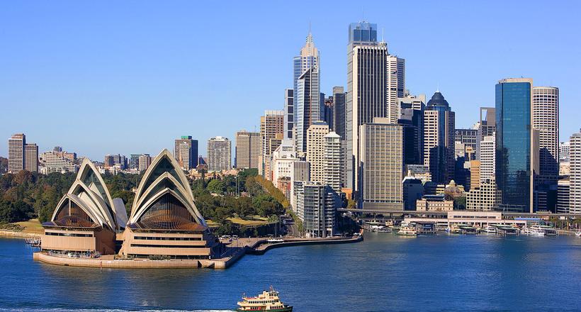 Австралія мігрує в залежності від часу року