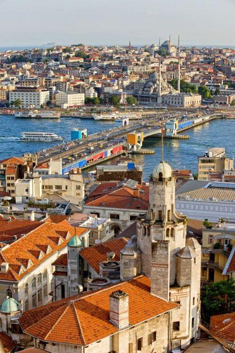 Мультикультурна Туреччина або розповідь про двох континентах
