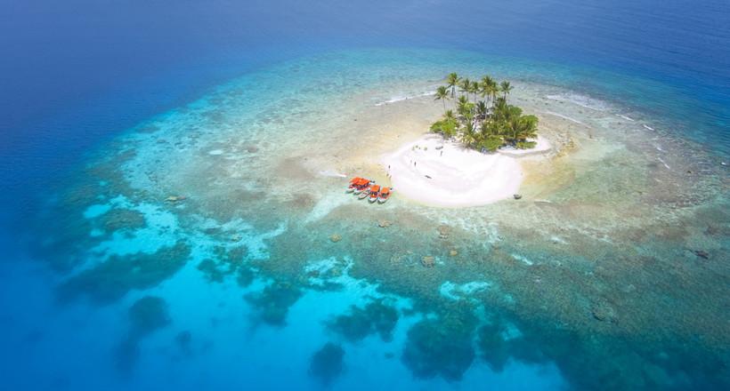Чому в Тихому океані пропадають острови