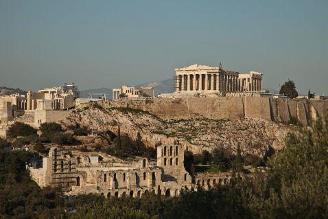 7 Головних визначних пам'яток Афін