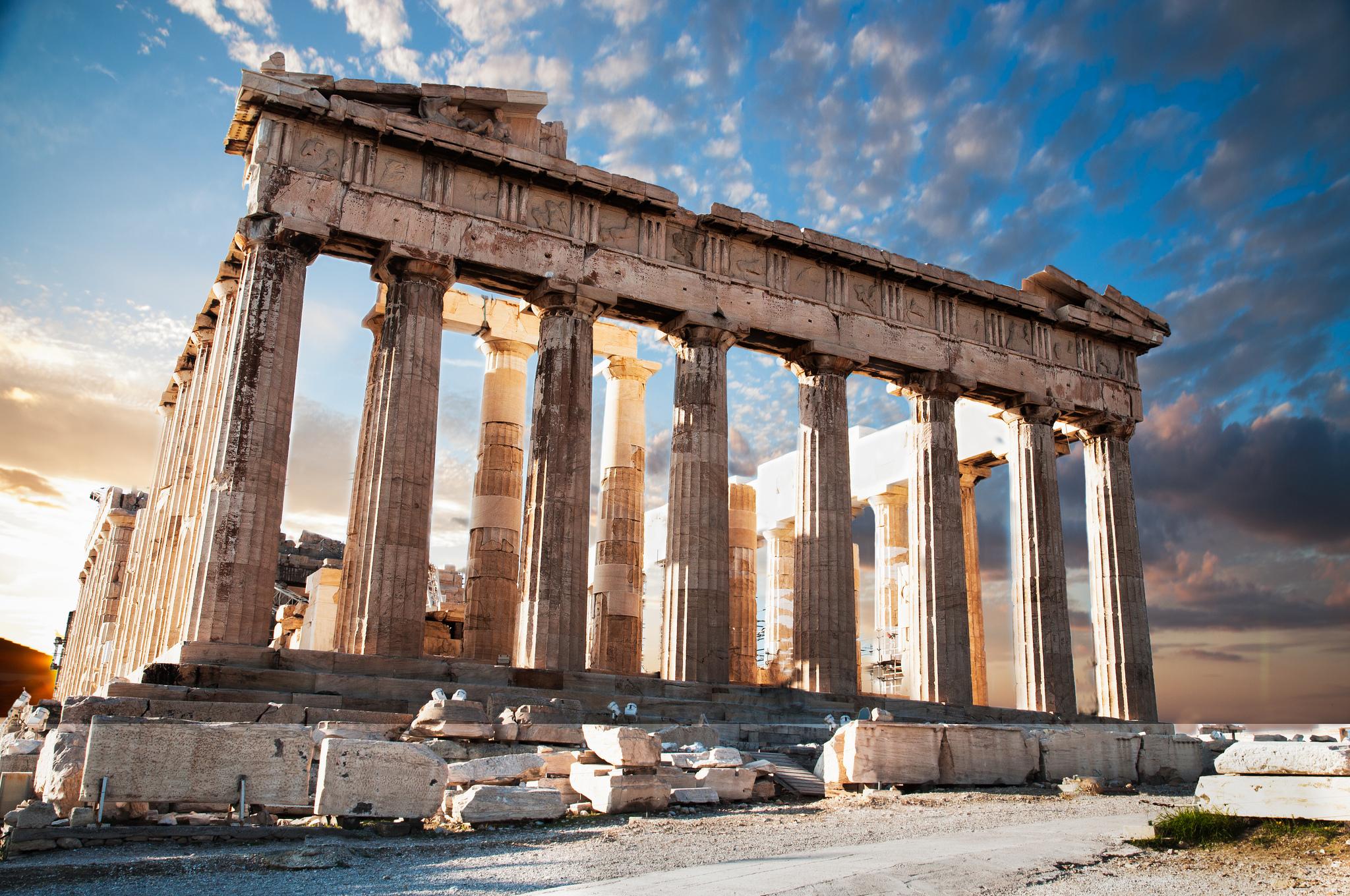 greek architecture crystalinks - HD1787×1187