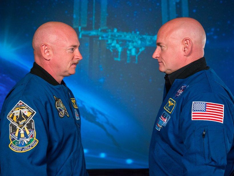 Як космос змінює людей: одного з близнюків відправили на МКС, і він став іншим