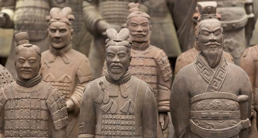 Результат пошуку зображень за запитом древні китайські воїни